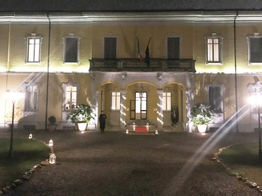 Capodanno in Villa Verganti Veronesi