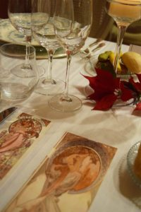 VILLA VERGANTI Evento Capodanno Tavolo Menu Chiara